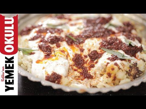 Yoğurtlu Karnabahar Kavurma | 5 Dakikalık Yemekler - YouTube