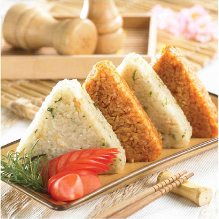 Aliexpress.com: Comprar Cocina Práctica 5 Sets Forma Sushi Molde DIY Bola de Arroz de Onigiri Bento Prensa Fabricante de la Herramienta Del Molde #56978 de tool shaped cake pan fiable proveedores en eHome Online Store