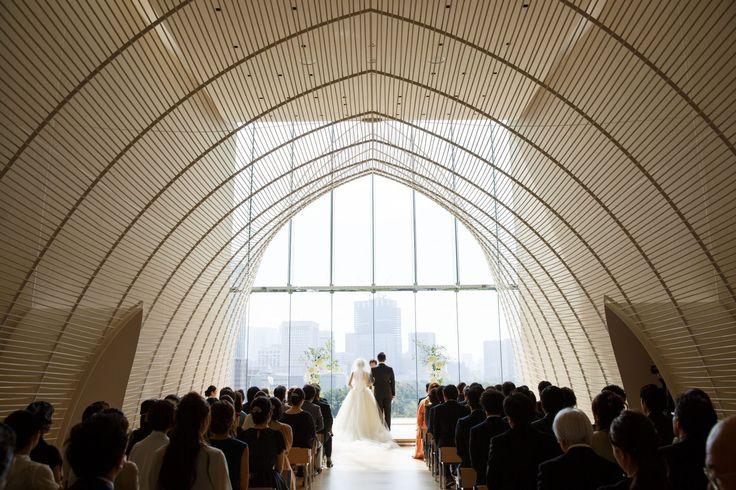 Photography: unison | Ryoko Igari  #tokyowedding #パレスホテル東京 #結婚式 #挙式