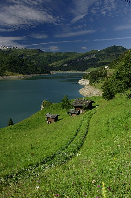 Cormet de Roselend is a high mountain pass in the Alps in the department of Savoie in France.  http://www.pinterest.com/adisavoiaditrev/boards/