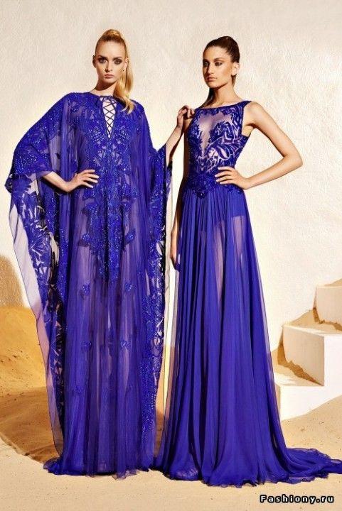 (+1) - Стильная круизная коллекция от Zuhair Murad 2015 | Мода
