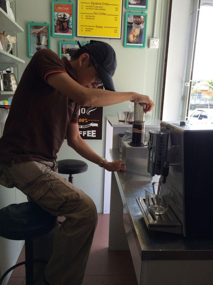 coffee2go tampin