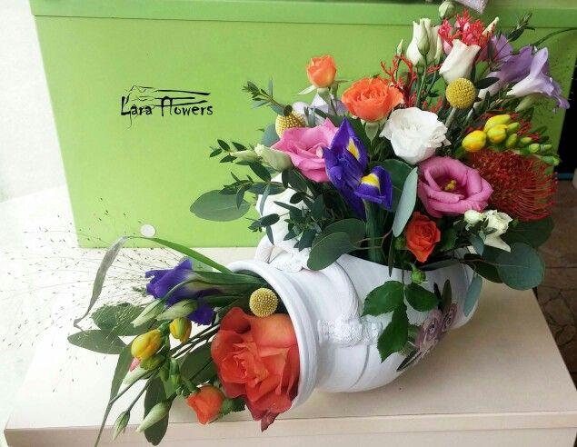 Aranjament floral....