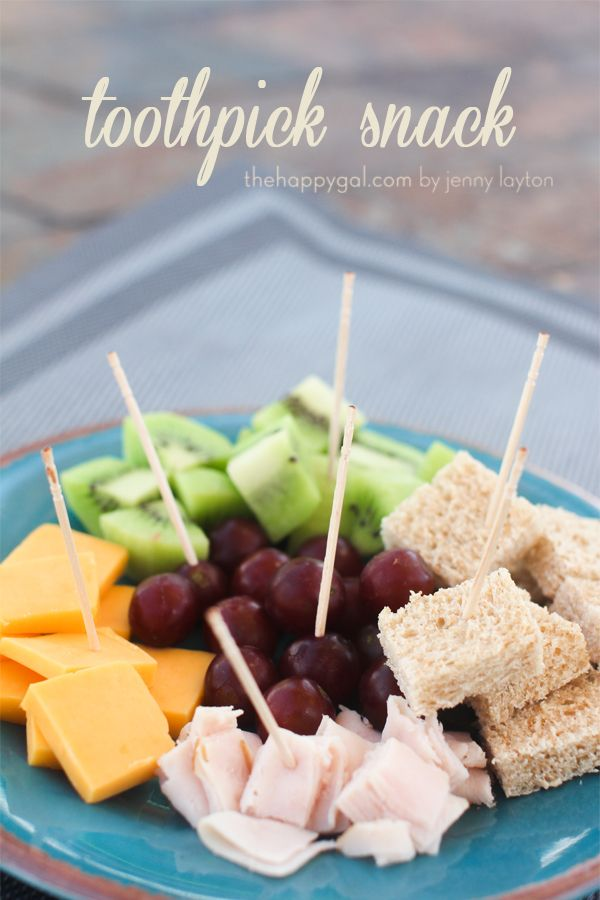 10 Healthy Summer Snacks for Kids - simple as that