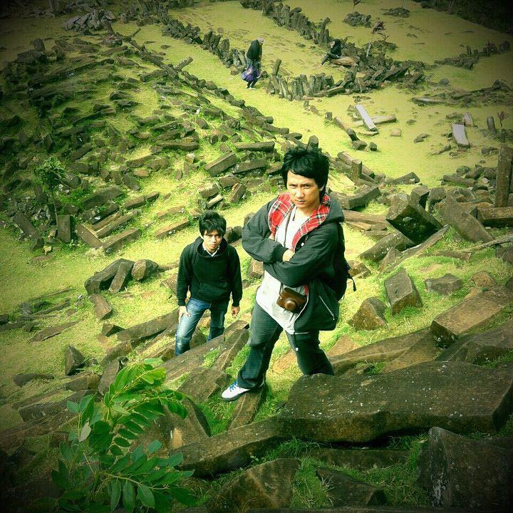 Gunung Padang, 2010.