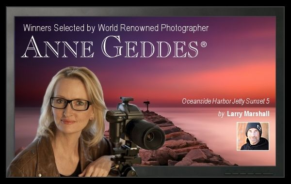 Fine Art America is hosting an online photography contest.  Three winners will be selected to appear in a national TV commercial.  Submissions judged by world-renowned photographer Anne Geddes!