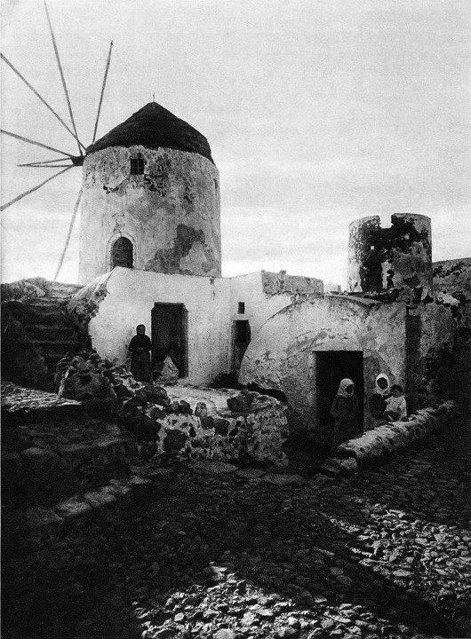 Σαντορίνη, 1926