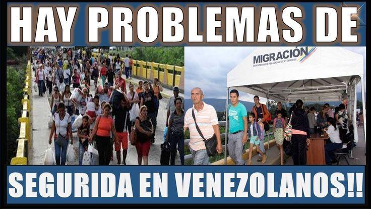 ULTIMAS NOTICIAS VENEZUELA 8 FEBRERO 2018||HAY PROBLEMAS DE SEGURIDAD DE VENEZOLANOS EN COLOMBIA!!