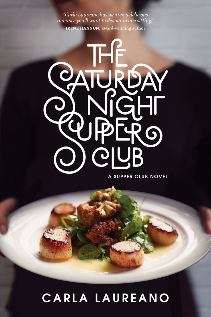 Review & Giveaway: The Saturday Night Supper Club by Carla Laureano. Denver chef Rachel Bishop has accomplished everything she's dreamed and some things she never dared hope, like winning a James Beard award and heading up her own fine-dining restaurant. But when a targeted smear campaign causes her to be pushed out of the business by her partners, she vows to do whatever it takes to get her life back … even if that means joining forces with the man who inadvertently set the disaster in m...