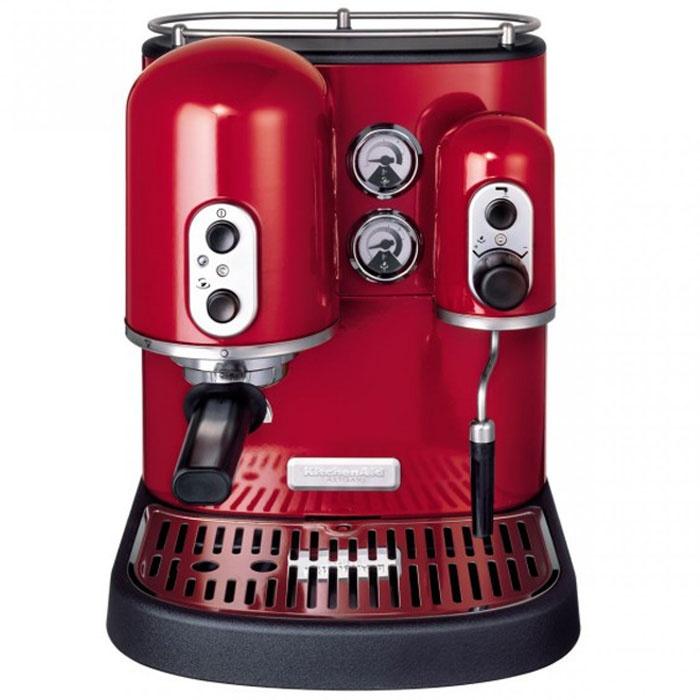 Macchina per Caffè Espresso Artisan - Rosso