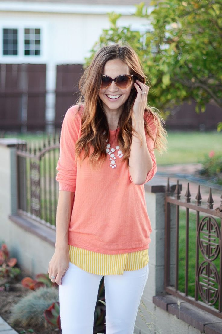 Merricks Art: CANDY COLORED; Great summer work outfit.