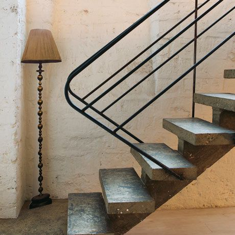 Paris vintage: stairs