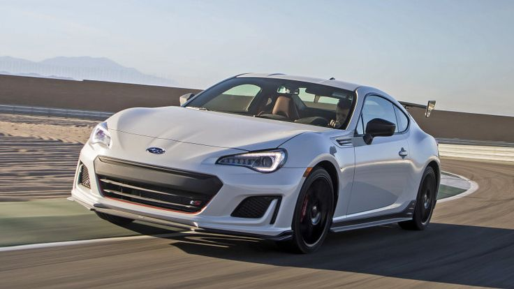 Subaru BRZ tS First Drive Review   tS is for track star