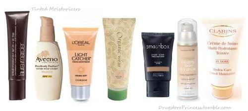 The Drugstore Princess: Tinted Moisturizer 101: Everything You Need to Know, and A Few of DSP's Faves!