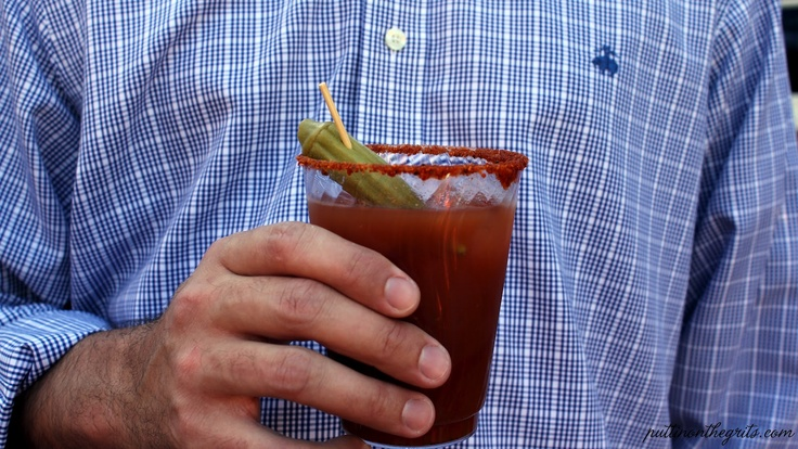 Tailgate Food Ideas - Including Bacon Bloody Marys!