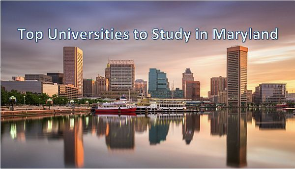 Top Universities to Study in Maryland