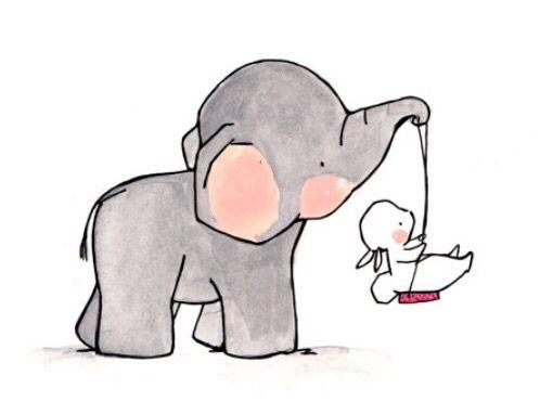 Ilustrações fofas – Oh Hello Dear (Pinterest)   Sweet Little Books