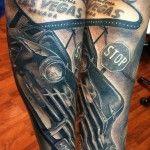 chevy tatuaje