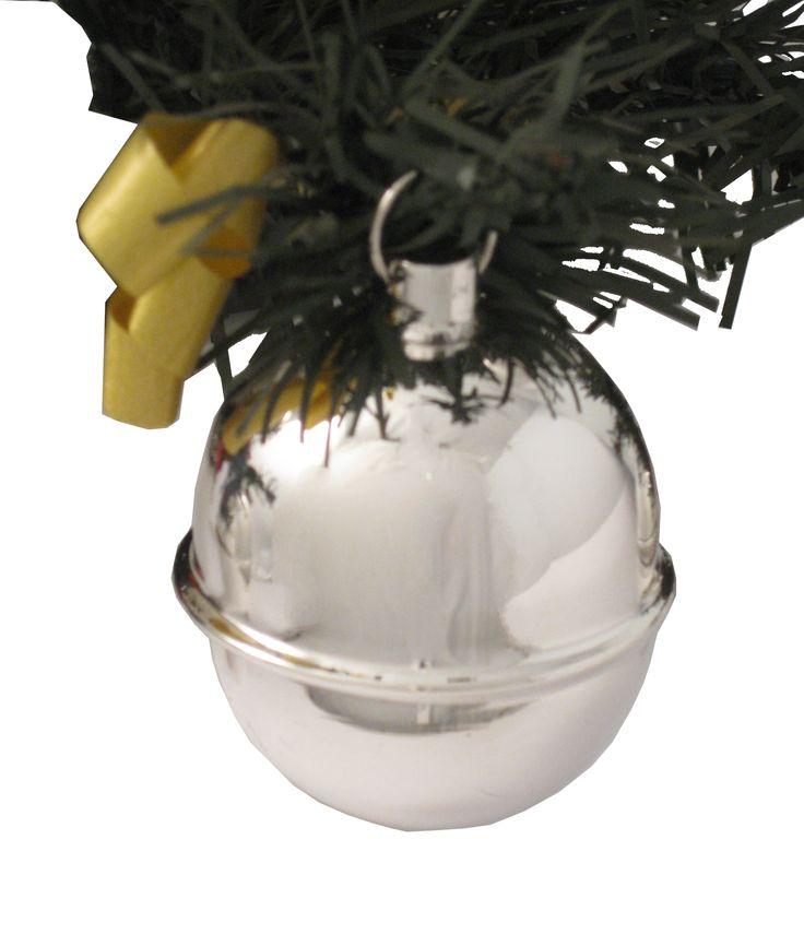 Decorazione natalizia in argento 925 un regalo personalizzabile per ogni membro della famiglia per un natale brillante.