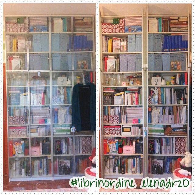 #libriinordine
