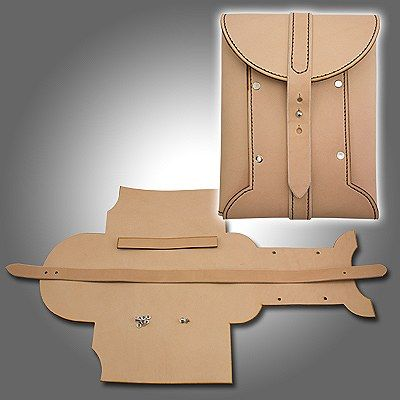 iPad or Tablet Case Kit,Natural - Springfield Leather Company