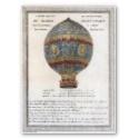 hot air balloon: Art Poster