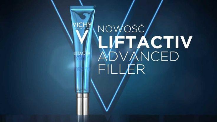 Innowacja Vichy Liftactiv Advanced Filler reklama