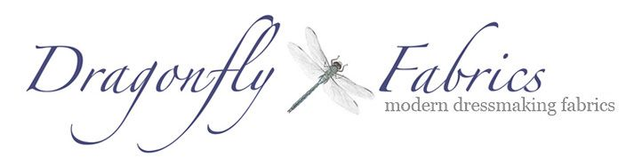 Dressmaking Fabrics Online ,Dress Fabric for Designers UK   Dragonfly Fabrics