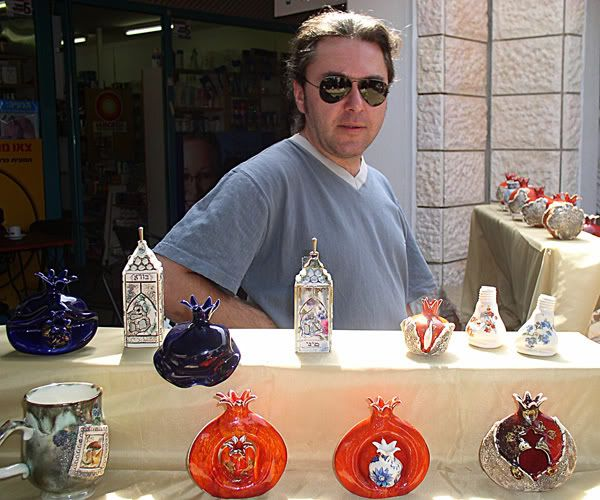 Необычная керамика Игоря Озкина