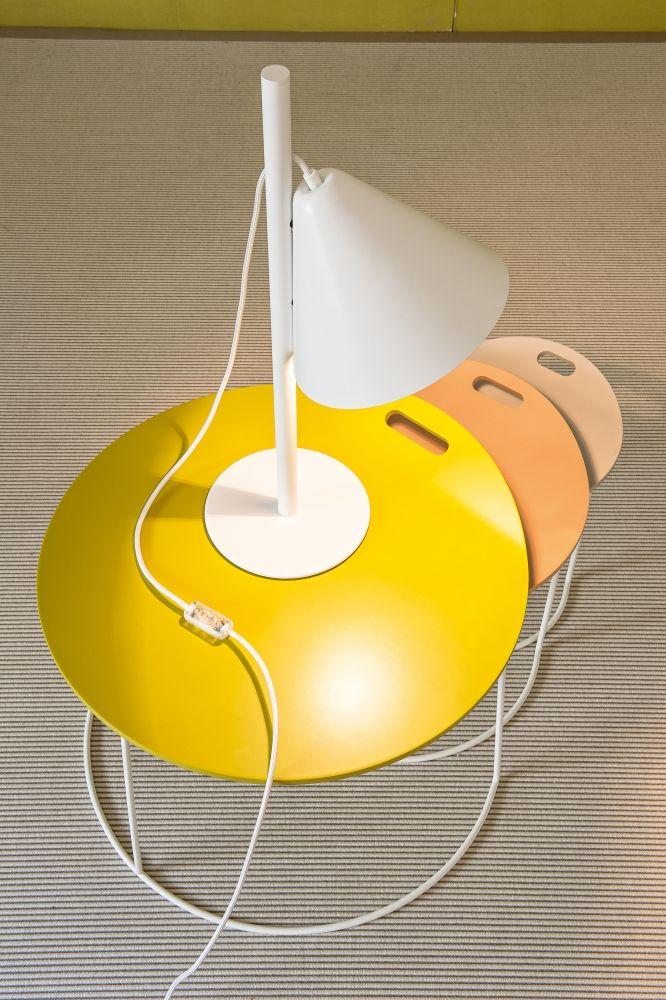 Lavin lamp, Atelier Pfister