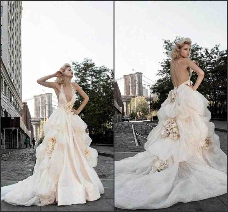 16 best pnina tornai wedding dresses images on pinterest | wedding