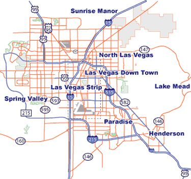 16 Best Las Vegas Maps Historical Images On Pinterest