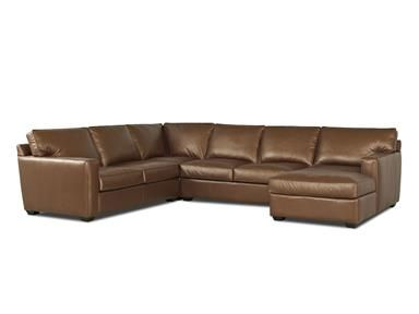 23 Best Leather Sectional Images On Pinterest Leather Sectionals Living Room Furniture And