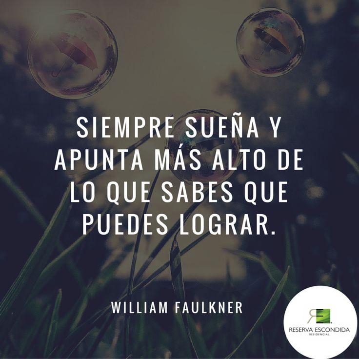 Soñar a veces lo es todo.  http://reservaescondida.mx/sustentabilidad.html