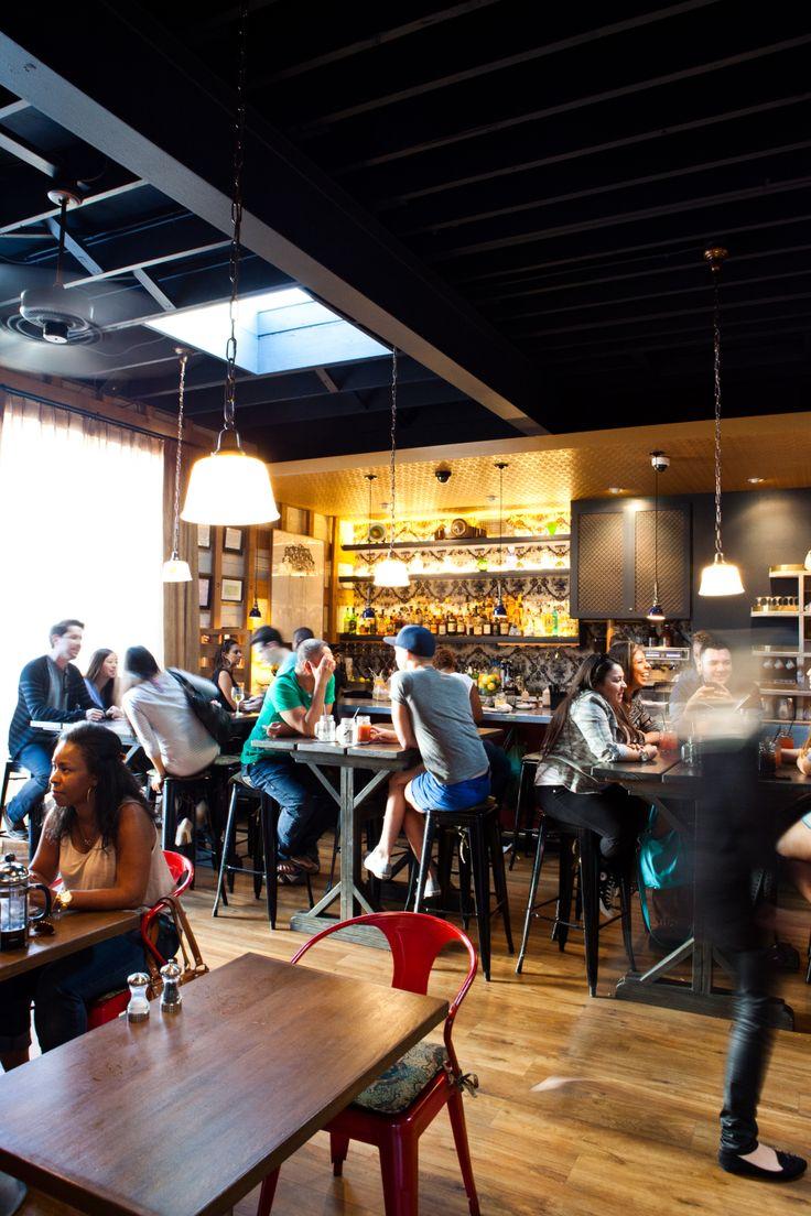 TART Restaurant Interior