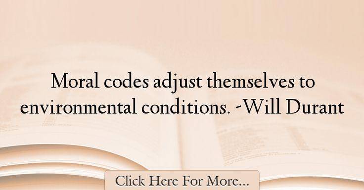 Will Durant Quotes About Environmental - 16863