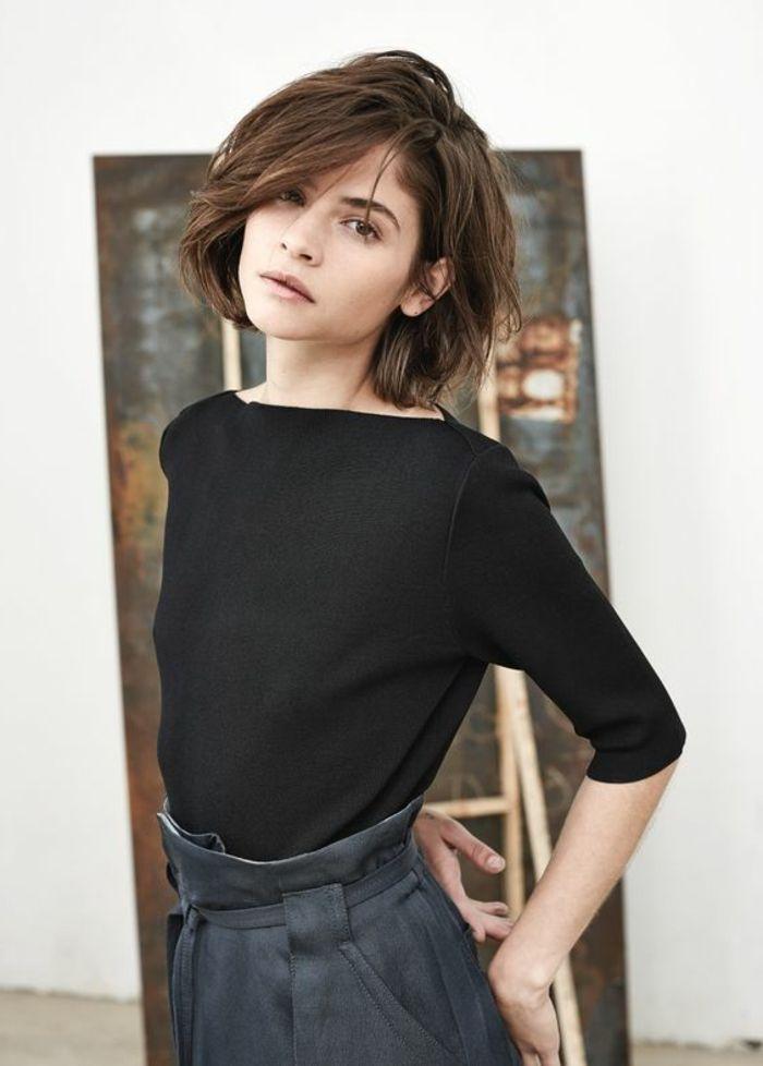 les tendances 2017 chez les coupe de cheveux femme court