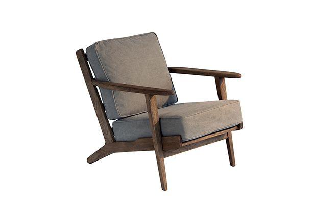 Sessel aus Eiche