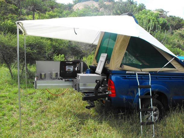 Asco Toyota Pioneer Kitchen Truck Bed Camping Truck Bed Covers Truck Tent