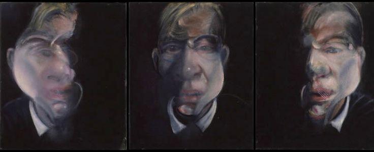 BaconSID48917_770x314px.jpg (770×314) francis bacon paintings  plastic arts, visual arts, fine arts, art, black