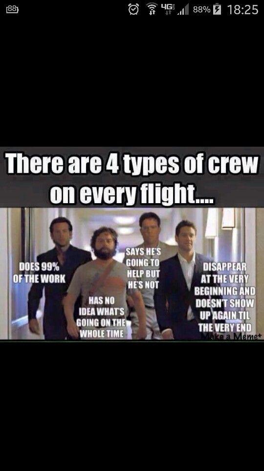 lustige Stewardess