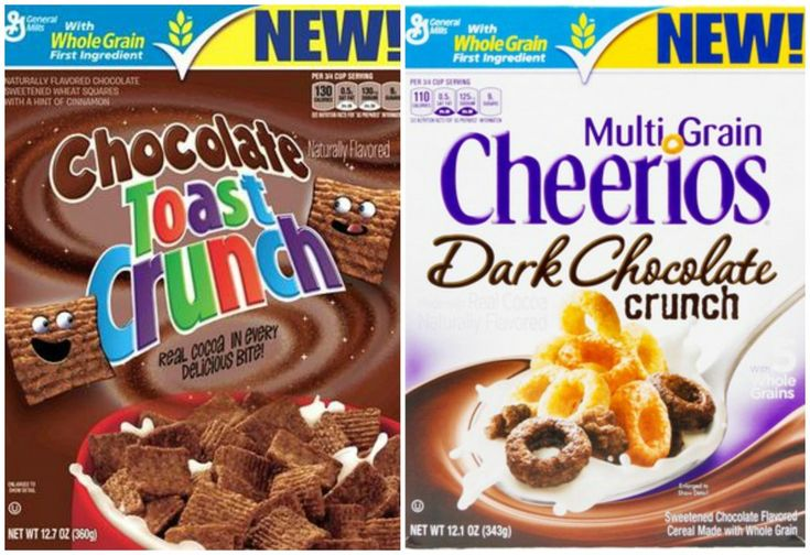 Starting Sunday we'll be able to stock up on select General Mills cereals for super cheap at Target!