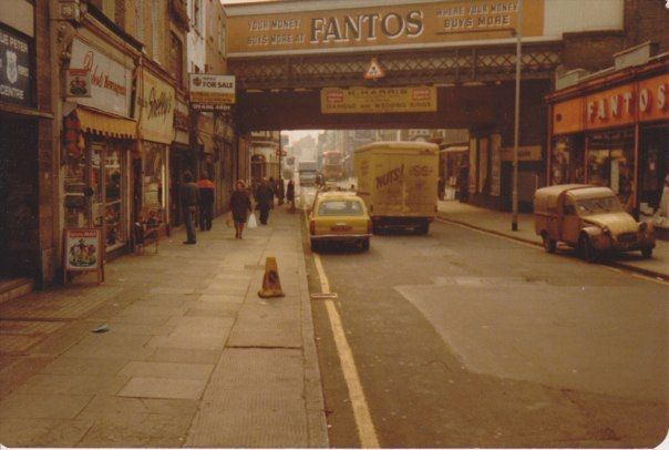 I used to love going in Fantos with its old wooden floorboards