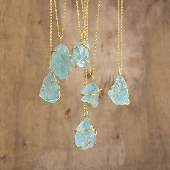 37++ Aquamarine stones for jewelry making viral