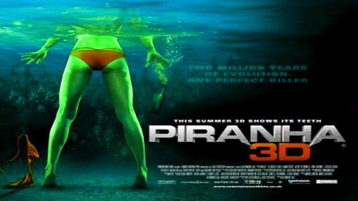 """Piraña 3d Trailer """"Movie HD-D"""""""