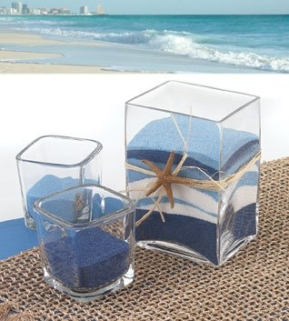 ..will have ocean blue & white unity sand
