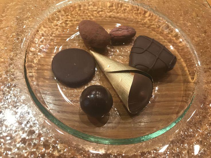 Ét csokoládé kóstoló
