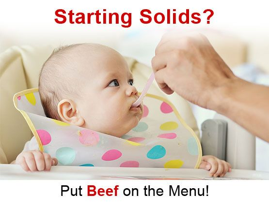 Infant Feeding Guidelines & easy family meals baby can enjoy!