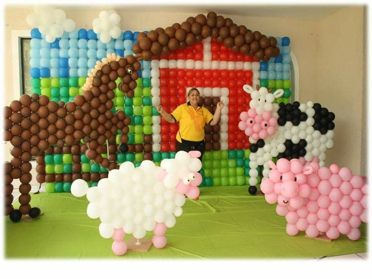 Pin By Magalie Leger On Balloon Decor
