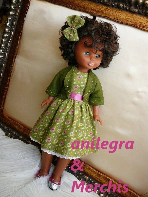 ANILEGRA COSE PARA NANCY: Zapatos de princesita para mis muñecas VENDIDO